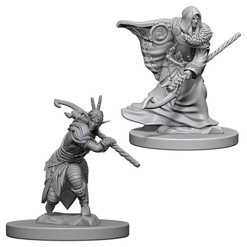 Buy Dungeons and Dragons Nolzur's Marvelous Unpainted Minis: Elf Male Druid and more Great RPG Products at 401 Games