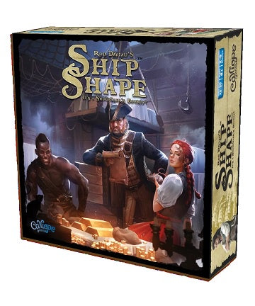 Buy Ship Shape (Pre-Order) and more Great Board Games Products at 401 Games