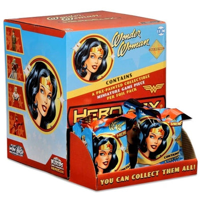 Heroclix - DC Wonder Woman Gravity Feed - 401 Games