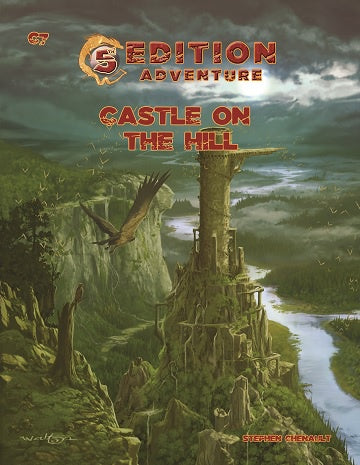 5th Edition Adventures C7: Castle Upon the Hill