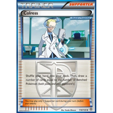 Colress - 118/135 available at 401 Games Canada