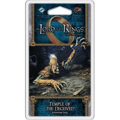 Lord of the RIngs - The Card Game - Temple of the Deceived - 401 Games