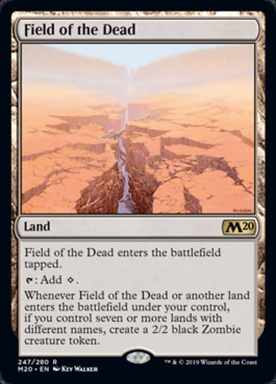 Field of the Dead (M20) - 401 Games