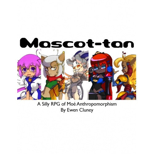 Buy Mascot-tan - Core Rulebook and more Great RPG Products at 401 Games