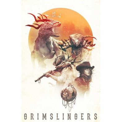 Grimslingers - 3rd Edition available at 401 Games Canada