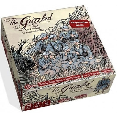 Buy The Grizzled and more Great Board Games Products at 401 Games