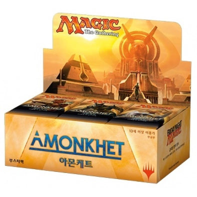 MTG - Amonkhet - Korean Booster Box - 401 Games