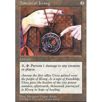 Amulet of Kroog - 401 Games