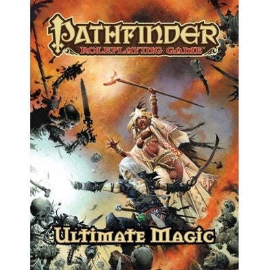 Buy Pathfinder - Book - Ultimate Magic and more Great RPG Products at 401 Games