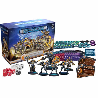 Warcaster - Neo-Mechanika - Iron Star Alliance - Starter Set (Pre-Order) - 401 Games