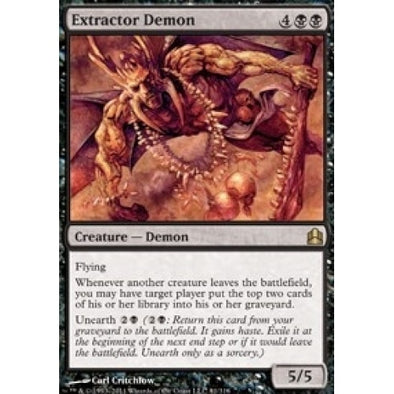 Extractor Demon (CMD) available at 401 Games Canada