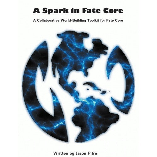 Buy Spark - A Spark in Fate Core and more Great RPG Products at 401 Games