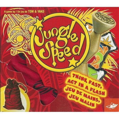 Jungle Speed (Canadian Edition) - 401 Games