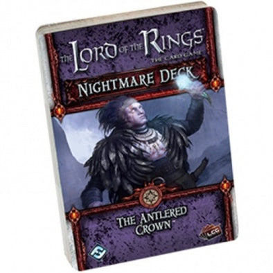 Lord of the Rings - The Card Game - The Antlered Crown Nightmare Deck available at 401 Games Canada