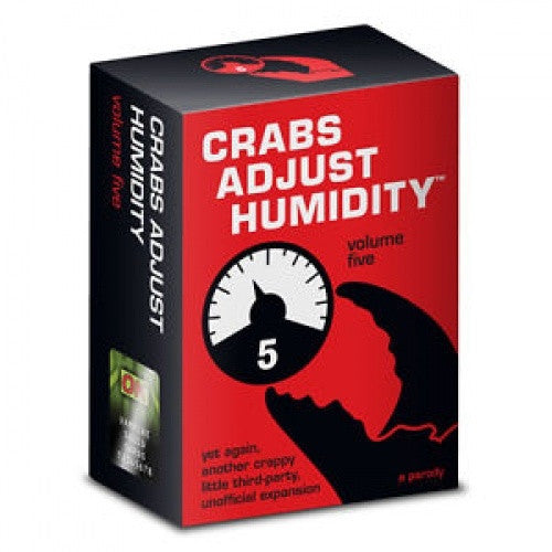 Crabs Adjust Humidity - Volume 5 available at 401 Games Canada