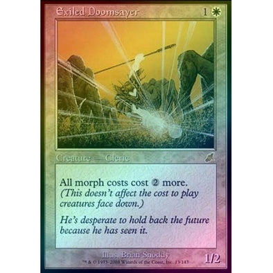 Exiled Doomsayer (Foil)