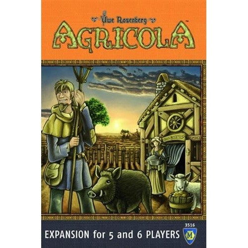 Agricola - 2016 Edition - 5-6 Player Expansion available at 401 Games Canada