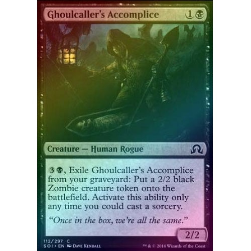 Ghoulcaller's Accomplice (Foil)