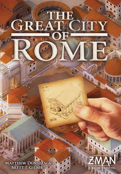 Buy The Great City of Rome and more Great Board Games Products at 401 Games