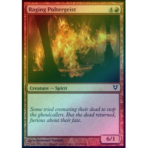 Raging Poltergeist (Foil) (AVR) available at 401 Games Canada
