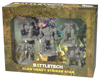 Battletech - Clan - Heavy Striker Star available at 401 Games Canada