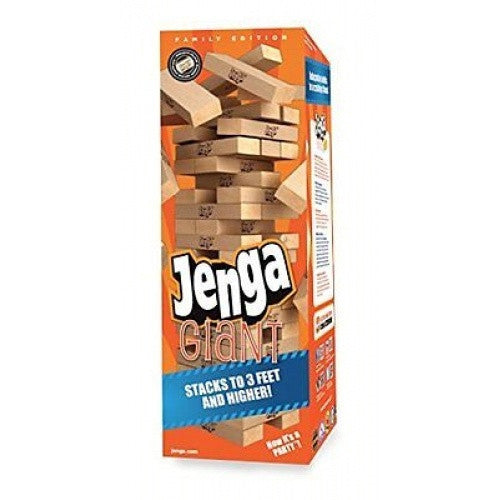 Jenga - Giant Family Edition - 401 Games