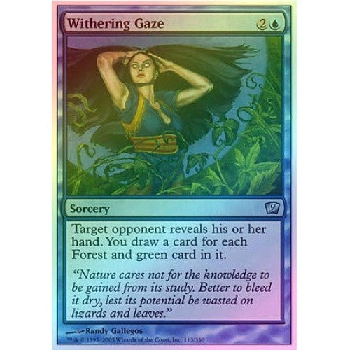 Withering Gaze (Foil) - 401 Games