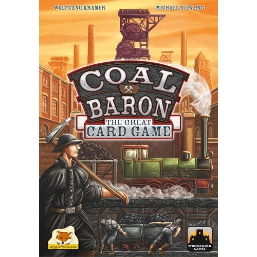 Coal Baron - The Great Card Game - 401 Games