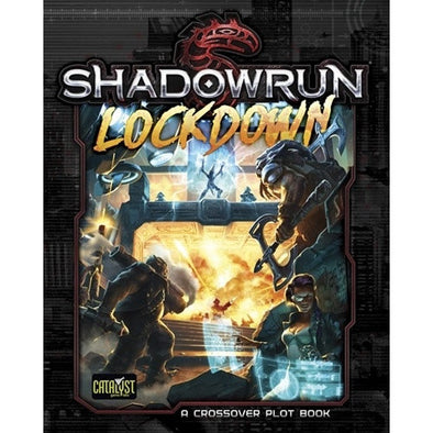 Buy Shadowrun 5th Edition - Lockdown and more Great RPG Products at 401 Games
