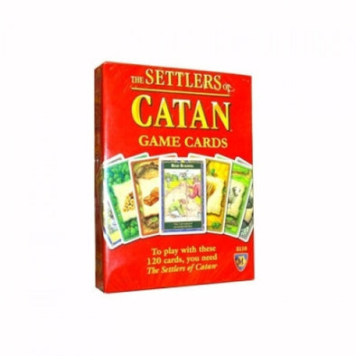 Settlers of Catan - Game Cards - 401 Games