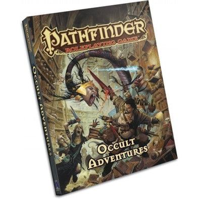Buy Pathfinder - Book - Occult Adventures and more Great RPG Products at 401 Games