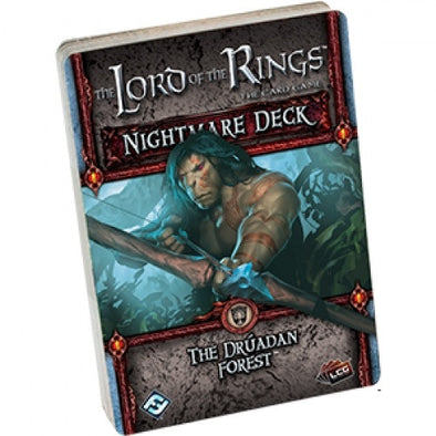 Lord of the Rings LCG - The Druadan Forest Nightmare Deck - 401 Games