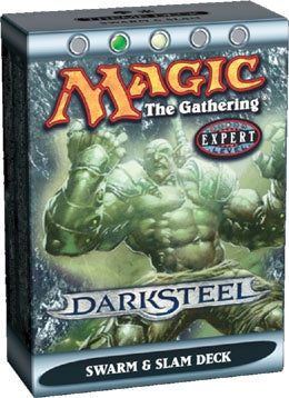 MTG - Darksteel Theme Deck - Swarm & Slam
