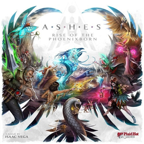 Buy Ashes - Rise of the Phoenixborn and more Great Board Games Products at 401 Games