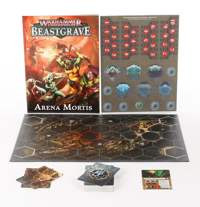 Warhammer Underworlds - Beastgrave - Arena Mortis ** available at 401 Games Canada