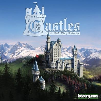Buy Castles of Mad King Ludwig and more Great Board Games Products at 401 Games