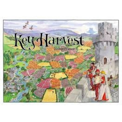 Buy Key Harvest and more Great Board Games Products at 401 Games