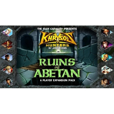 Buy Khrysos Hunters - Ruins of Abetan and more Great Board Games Products at 401 Games