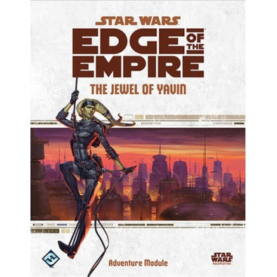 Star Wars: Edge of the Empire - The Jewel of Yavin - 401 Games