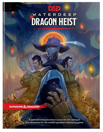 Dungeons & Dragons - 5th Edition - Waterdeep: Dragon Heist - 401 Games