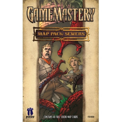 Tile Set - Game Mastery - Sewers - 401 Games