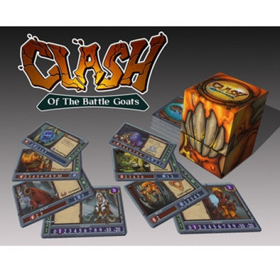 Gruff - Clash of the Battle Goats - 401 Games