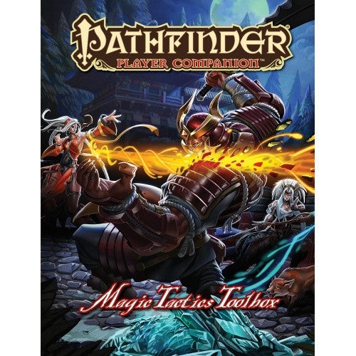 Pathfinder - Player Companion - Magic Tactics Toolbox