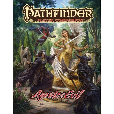 Pathfinder - Player Companion - Agents of Evil - 401 Games