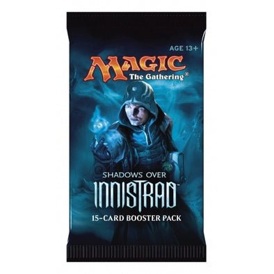 Buy MTG - Shadows over Innistrad Japanese Booster Pack and more Great Magic: The Gathering Products at 401 Games
