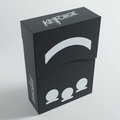 Keyforge - Aries Deck Box - Black available at 401 Games Canada