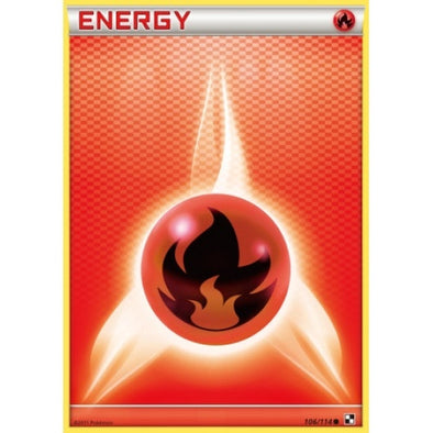 Fire Energy - 106/114 - 401 Games