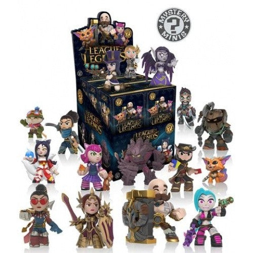 Mystery Minis - League of Legends (Series 1) - 401 Games