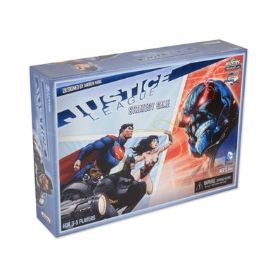 Justice League Strategy Game - 401 Games