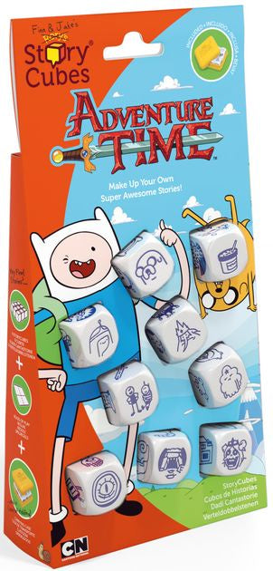 Rory's Story Cubes - Adventure Time available at 401 Games Canada